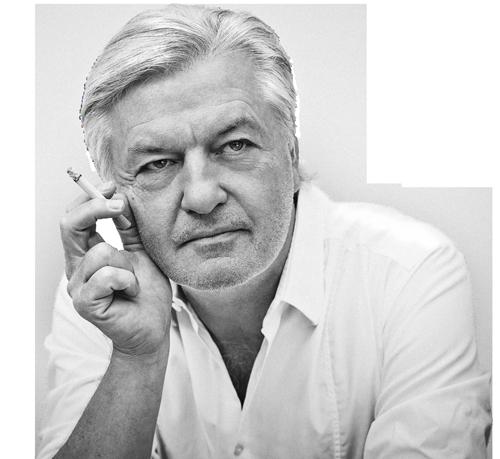 Jürgen Elsässer im Kampf für die Freiheit
