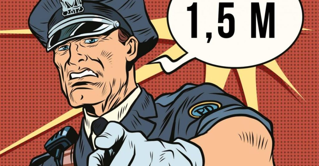 Corona-Diktatur Polizei