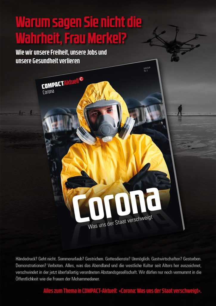 Corona-Flyer COMPACT